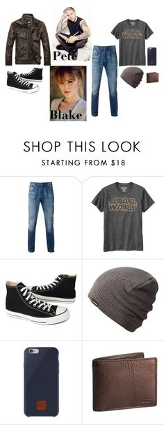 \u0026quot;Pete Wentz\u0026quot; by lulugurl98 ? liked on Polyvore featuring Levi\u0026#39;s, Gap, Converse