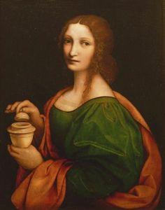 The Hair Style of Mona Lisa in Renaissance Art
