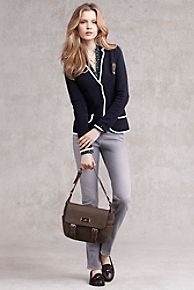 Haute Prep: The Ivy League Agenda Preppy Look, Preppy Style, My Style, Nautical Fashion, Fall Fashion Trends, Autumn Winter Fashion, Tommy Hilfiger, Girl Outfits, Penny Loafers