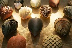 Alice R. Ballard, Ceramic Pods, 2008-2009