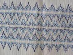 Resultado de imagen para toalhas de mesa bordadas em vagonite