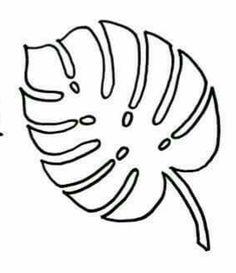 Mit Dropbox geteilt Compartilhado com o Dropbox - Drawing Techniques Paper Leaves, Paper Flowers, Faux Flowers, Die Dinos Baby, Baby Dinosaurs, Leaf Template, Templates, Stencils, Applique
