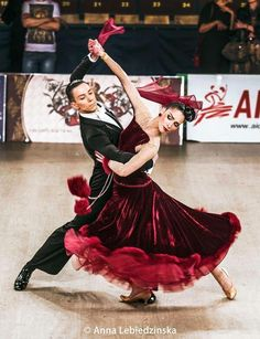 The colour! #ballroom #dance