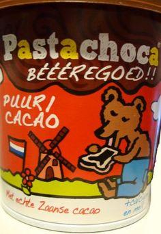 pastachoca beregoed, waar we allemaal mee zijn opgegroeid voordat nutella enzo kwamen kijken :-)