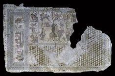 Vestigios romanos en Écija (España)