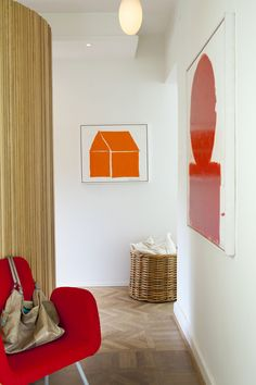 TALO ll Acrylic on canvas. Varnish and framed. Year: 2010 Size: 75cm x 65cm.