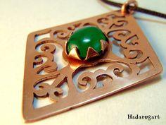 Designer bijuterii din cupru: Cuprul este un metal magic Copper Artwork, Birthday Candles, Handmade, Romania, Metallic, Design, Magic, Therapy, Hand Made