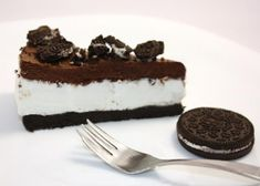Oreo torta s tvarohom - Recept Oreo Cheesecake, Oreos, Tiramisu, Sweets, Ethnic Recipes, Cakes, Good Stocking Stuffers, Candy, Food Cakes
