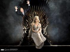 Brace yourself.. #BenedictCumberbatchinPlacesHeShouldntBe is coming. #GameOfThrones #Cumberbomb pic.twitter.com/4aGFQcNvpI