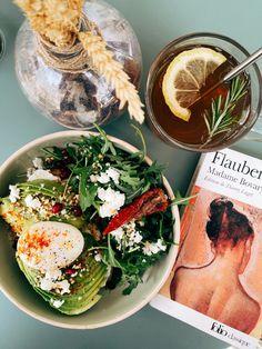 So Girly Blog, Avocado Toast, Camembert Cheese, Breakfast, Food, Healthy, Greedy People, Recipes, Morning Coffee