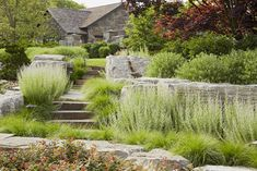 Edmund Hollander Landscape Architect Design P.C. - Country Landscape - On the…
