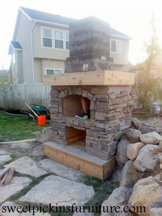 Diy outdoor fi…