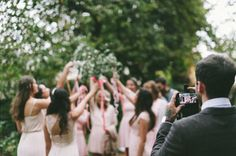 How to include a friend who isn't a bridesmaid in your wedding