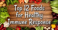 Eating healthy foods regularly can help ward off nearly all types of illness. This also keeps your immune system in optimal working order. http://articles.mercola.com/sites/articles/archive/2009/12/08/top-12-foods-for-healthy-immune-response.aspx