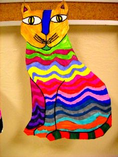 LAUREL BURCH CATS  SECOND GRADE