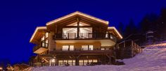 Luxury Ski Chalet Rental in Zermatt,
