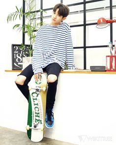 Cliche Skateboards, Seventeen Samuel, Samuel 17, Clap Clap, King Of My Heart, Korean Star, Kpop, Asian Boys, Boyfriend Material