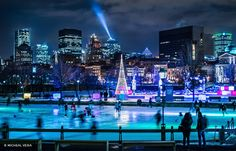 Montréal slows down – of course, restaurants and bars still serve up fantastic fare and by New Year's Eve everyone is ready to party like it's 2016.