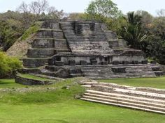 Altun Ha Belize 2015
