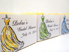 Dress Up Your Favors Bridal Shower Favors Wedding by PSJBoutique