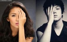 kathniel Daniel Padilla, Kathryn Bernardo, Movie Tv, Fangirl, My Favorite Things, Filipino, My Love, Celebrities, Public