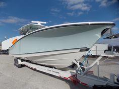 Mako 414 on Myco trailer Ocean Fishing Boats, Mako Boats, Speed Boats, Badass, Sick, Toys, Activity Toys, Fast Boats, Clearance Toys
