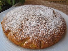 The cuisine of Lille (adessosimangia.blogspot.it): Desserts: Carrot cake and nuts