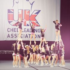 Not long to go until the Winter Championships 2016  Who's excited?! #ukca #cheerleading #cheer #thisgirlcan #throwback #tb