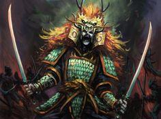 Mirumoto Ishino was a bushi and kensai of the Dragon Clan, and the cousin of Mirumoto Kenzo.
