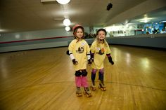 Roller skating. Similar to Kids Bowl Free, Kids Skate Free supplies kids with passes to skate free during the summer. http://kidsskatefree.com/   |   Surprisingly Cool Things Kids Can Get For Free