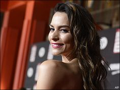 """Actress Genesis Rodriguez attends the premiere of the animated feature film """"Big Hero 6"""" at the El Capitan Theatre on Tuesday, Nov. 4, 2014 in Los Angeles. (Photo by Dan Steinberg/Invision/AP Images)"""