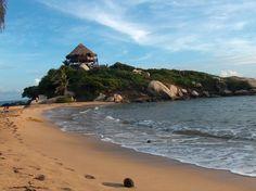 Parque Tayrona Santa Marta - Sitios de Interés, Atractivos Turisticos, Destinos Santa Marta, Beach, Water, Outdoor, Saints, Colombia, National Parks, Vacations, Gripe Water