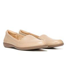 Nude Fuji Leather Loafer