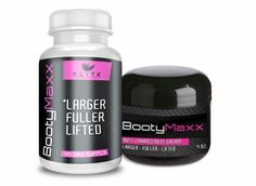 All natural Booty Maxx supplements and creams. Increase your butt size today. Naturally. Safe. Sold across US health food stores and online