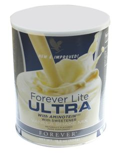 Forever Lite Ultra with Aminotein is the perfect addition to your healthy Forever lifestyle. Forever Lite Ultra with Aminotein integrates new thinking with new technologies to help you maintain a healthy diet & lifestyle.