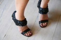 Beautiful chie mihara sandals