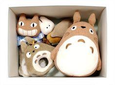 Totoro Family Set for Babies 3rd Baby, New Baby Boys, Studio Ghibli, Totoro Drawing, Baby Toys, Kids Toys, Totoro Nursery, Baby Corner, Baby Fish