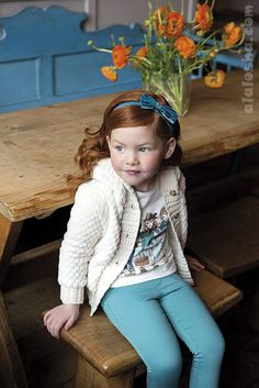 ALALOSHA: VOGUE ENFANTS: MAYORAL FW14 Toddler collection
