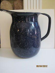 30 Best Blue Speckled Enamel Cookware Images Enamel