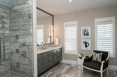 Hospital Home Lottery Fall 2012 - contemporary - bathroom - other metro - by Atmosphere Interior Design Inc.