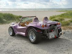 VW Beach Buggy okay! This is it! I got to go!