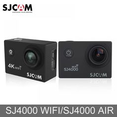 SJCAM SJ4000 AIR WiFi 2'' Screen 4K  Price: $90 & FREE Worldwide Shipping  #gadgets #gadgetsale #newtech #gadgethawk #freeworldwideshipping #thegadgethawk #toptech #electronics #onlinegadgets #ecommercetech