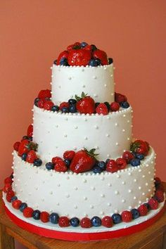 134 best Fresh fruit wedding cakes images on Pinterest   Weddings     Sincredible Pastries   Wedding Cakes   Wedding Cakes  Specialty Cakes   Cupcakes  Sweets