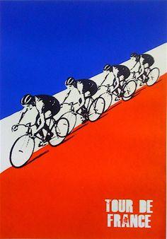 #Tour de france #etappe #graphic design #posters