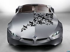 Beauty-butterfly-HOOD-AUTO-VINYL-DECAL-ART-STICKER-GRAPHICS-FIT-ANY-CAR-AR1545