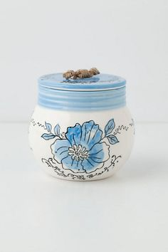 Aroma Candle Pot #anthropologie