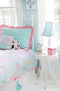 Pixie Baby 4 Piece Bedding Set