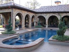 Marquise Pools - Structure Designs