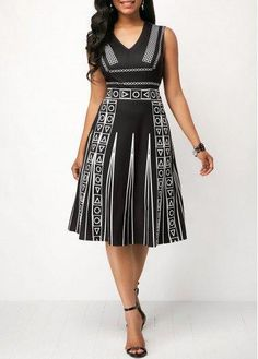 Sexy Dresses, Club & Party Dress Sale Online Page 6 Trendy Dresses, Women's Fashion Dresses, Sexy Dresses, Dress Outfits, Casual Dresses, Long Sleeve Chiffon Dress, Geometric Dress, Special Dresses, Clothes For Women