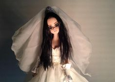 Artista cria boneca para personagem de Marina Ruy Barbosa em 'Amorteamo'